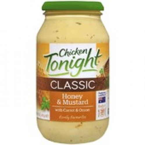 View Continental Chicken Tonight Golden Honey Mustard Simmer Sauce 485g Local Dry Goods
